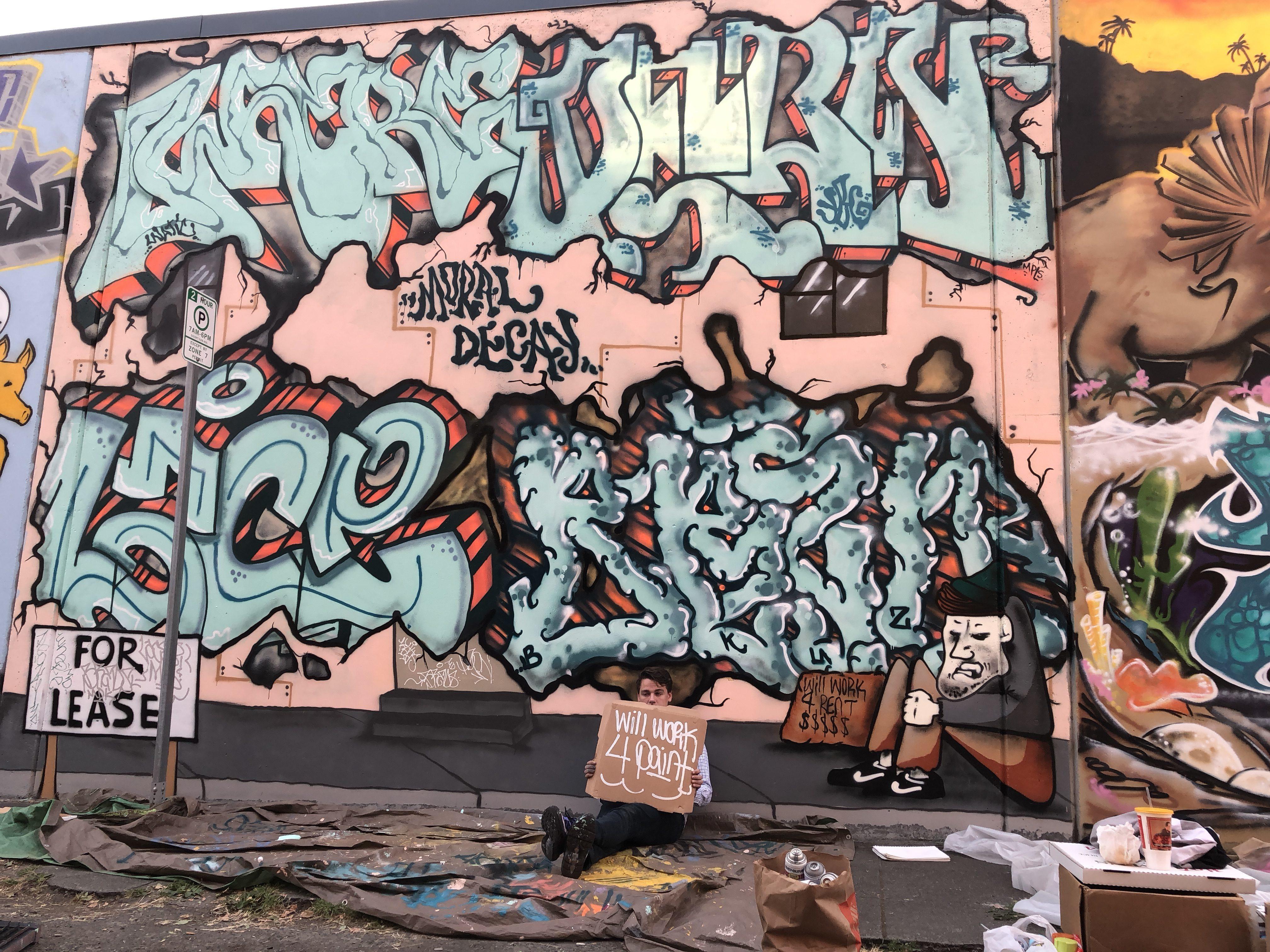 Mural Decay